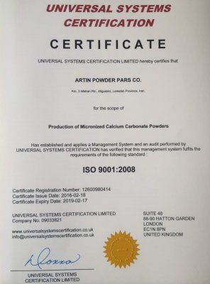 Universal System Certification